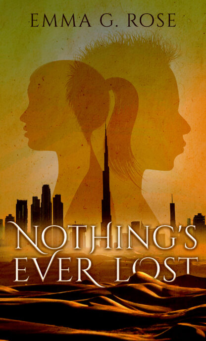cover of Nothing's Ever Lost 2nd ediiton